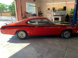 1972 Plymouth Duster (CC-1377485) for sale in Cadillac, Michigan
