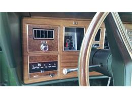 1972 Lincoln Continental (CC-1377491) for sale in Cadillac, Michigan