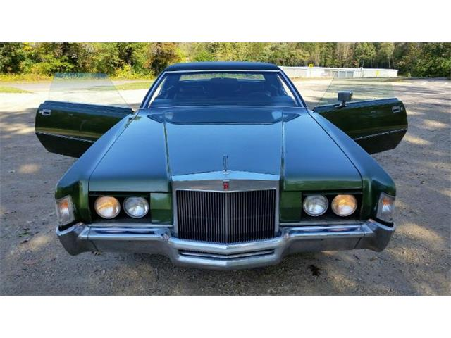 1972 Lincoln Continental (CC-1377491) for sale in Cadillac, Michigan
