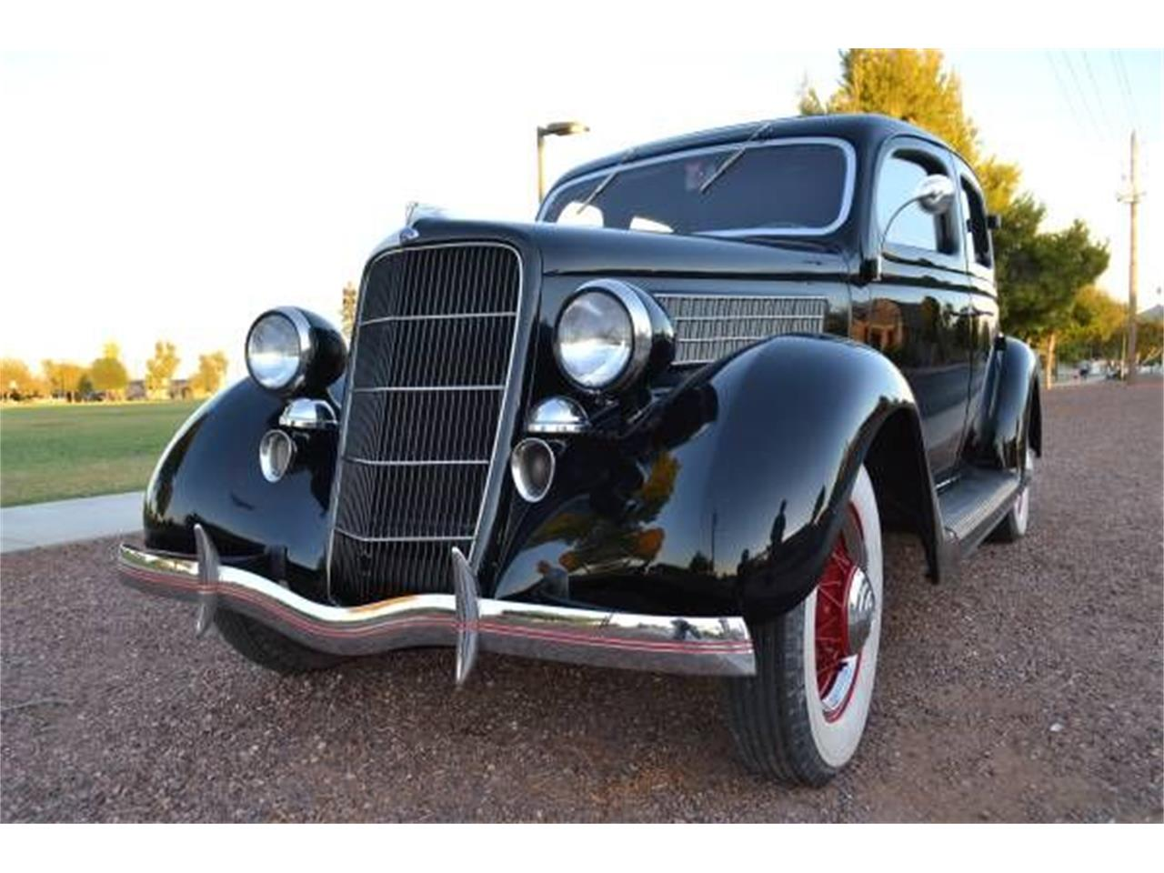 1935 Ford Deluxe (CC-1377492) for sale in Cadillac, Michigan