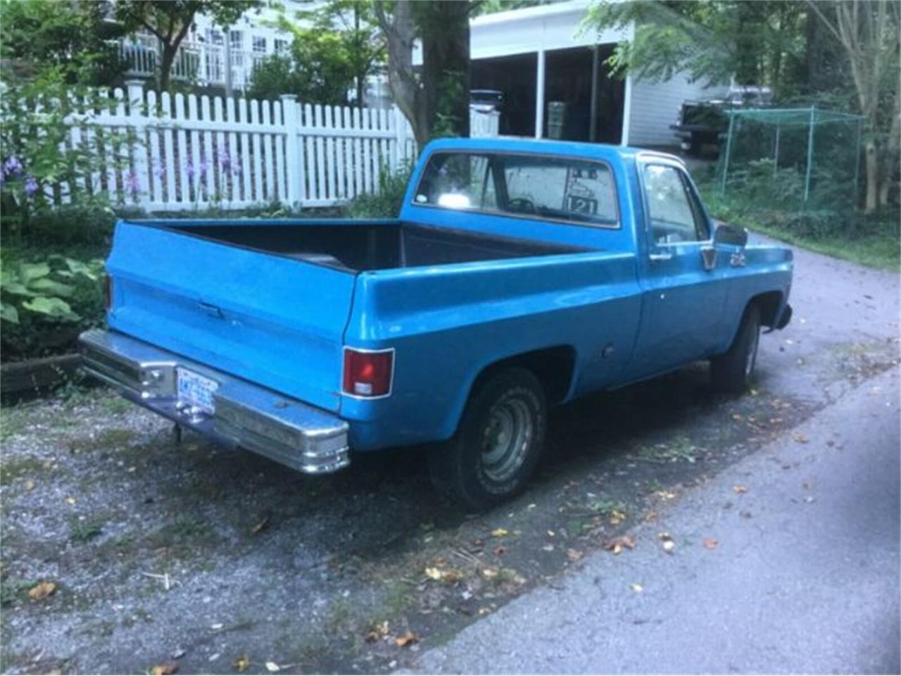 1977 GMC Pickup (CC-1377493) for sale in Cadillac, Michigan
