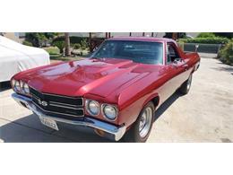 1970 Chevrolet El Camino (CC-1377496) for sale in Cadillac, Michigan