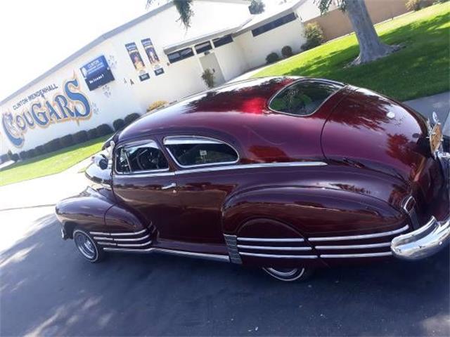 1948 Chevrolet Fleetline (CC-1377502) for sale in Cadillac, Michigan
