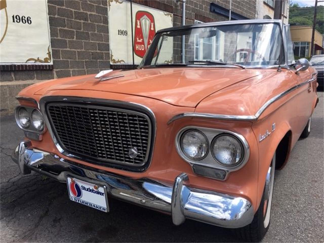 1961 Studebaker Lark (CC-1377508) for sale in Cadillac, Michigan