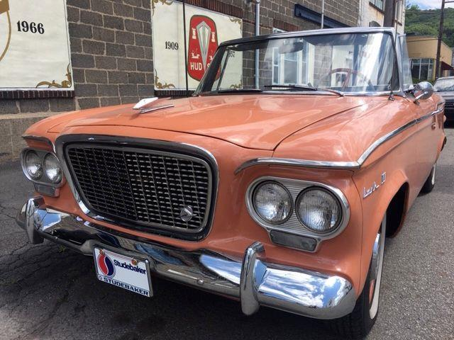1961 Studebaker Lark (CC-1377508) for sale in Cadillac, Michigan