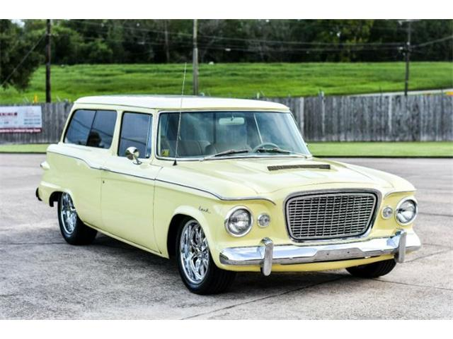 1961 Studebaker Lark (CC-1377511) for sale in Cadillac, Michigan