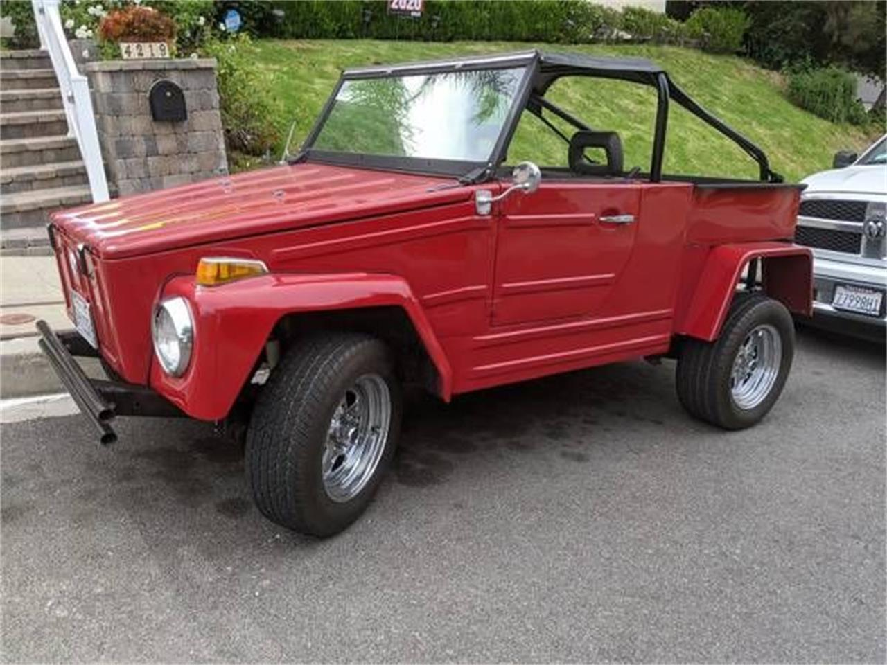 1974 Volkswagen Thing (CC-1377520) for sale in Cadillac, Michigan