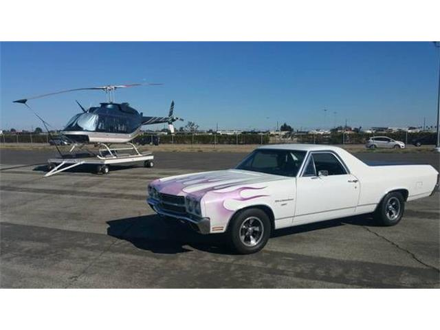 1970 Chevrolet El Camino (CC-1377521) for sale in Cadillac, Michigan