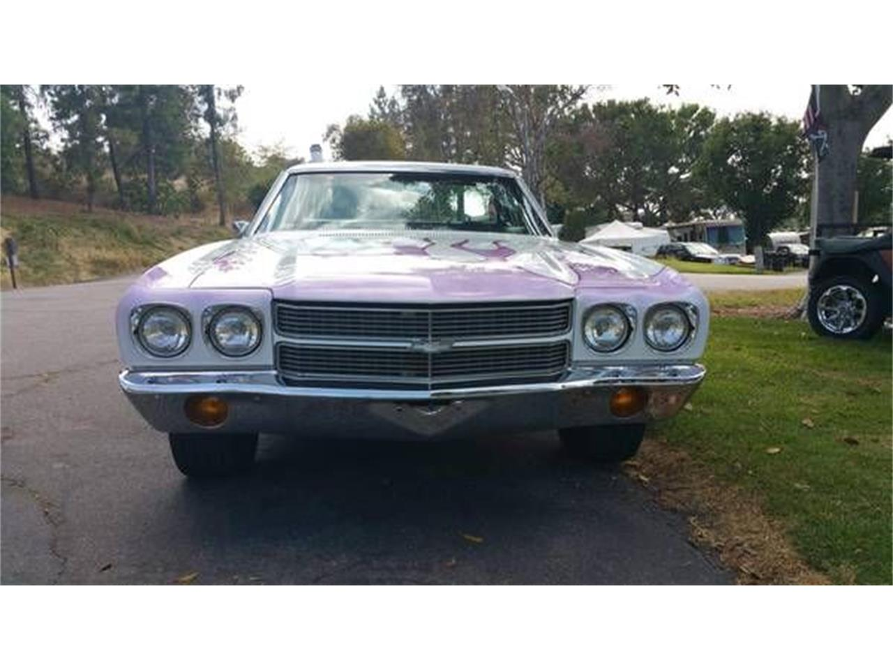 1970 Chevrolet El Camino (CC-1377521) for sale in Cadillac, Michigan