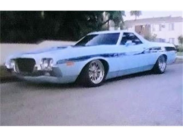 1972 Ford Torino (CC-1377523) for sale in Cadillac, Michigan