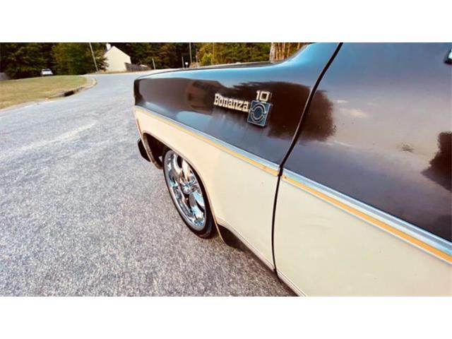 1978 Chevrolet C/K 10 (CC-1377528) for sale in Cadillac, Michigan