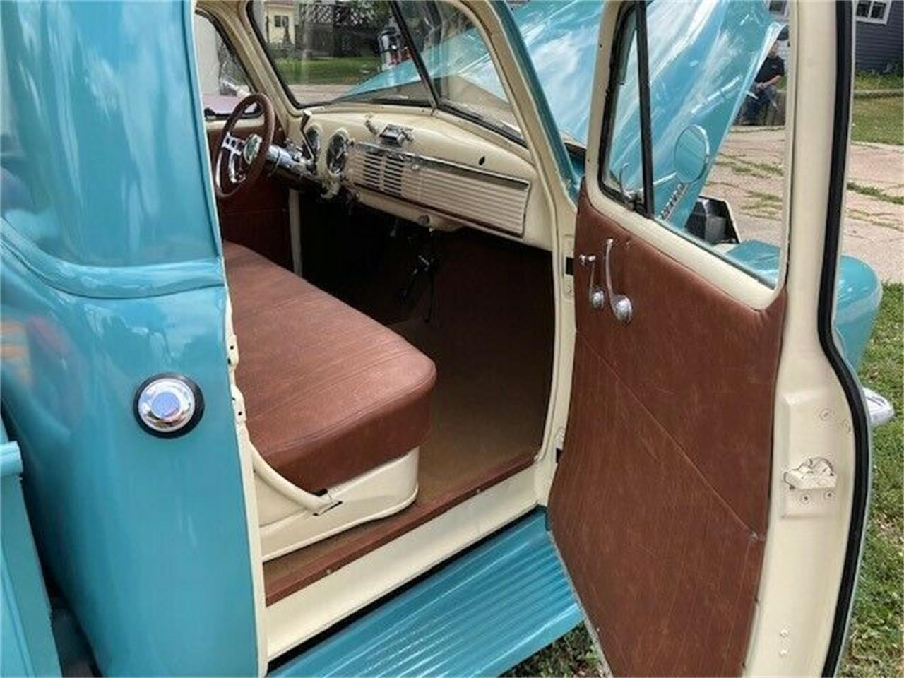 1950 Chevrolet Pickup (CC-1377530) for sale in Cadillac, Michigan