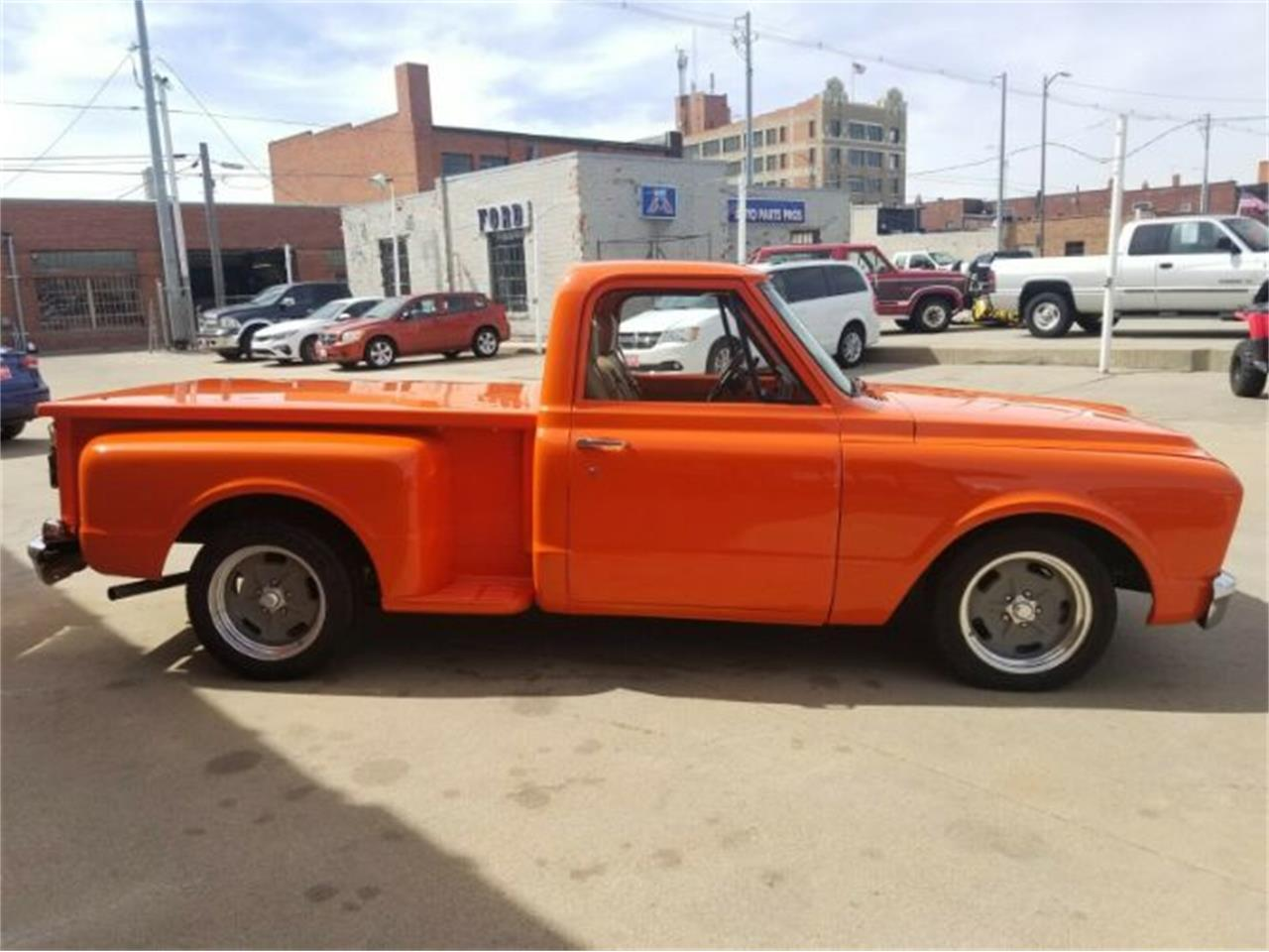 1967 Chevrolet C10 (CC-1377531) for sale in Cadillac, Michigan