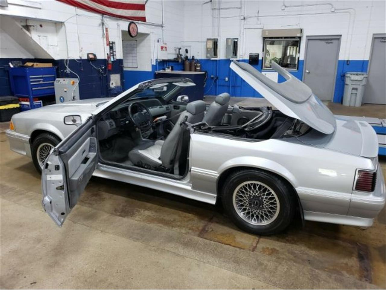 1988 Ford Mustang (CC-1377538) for sale in Cadillac, Michigan