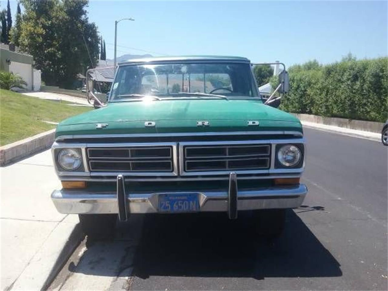 1972 Ford F250 (CC-1377539) for sale in Cadillac, Michigan