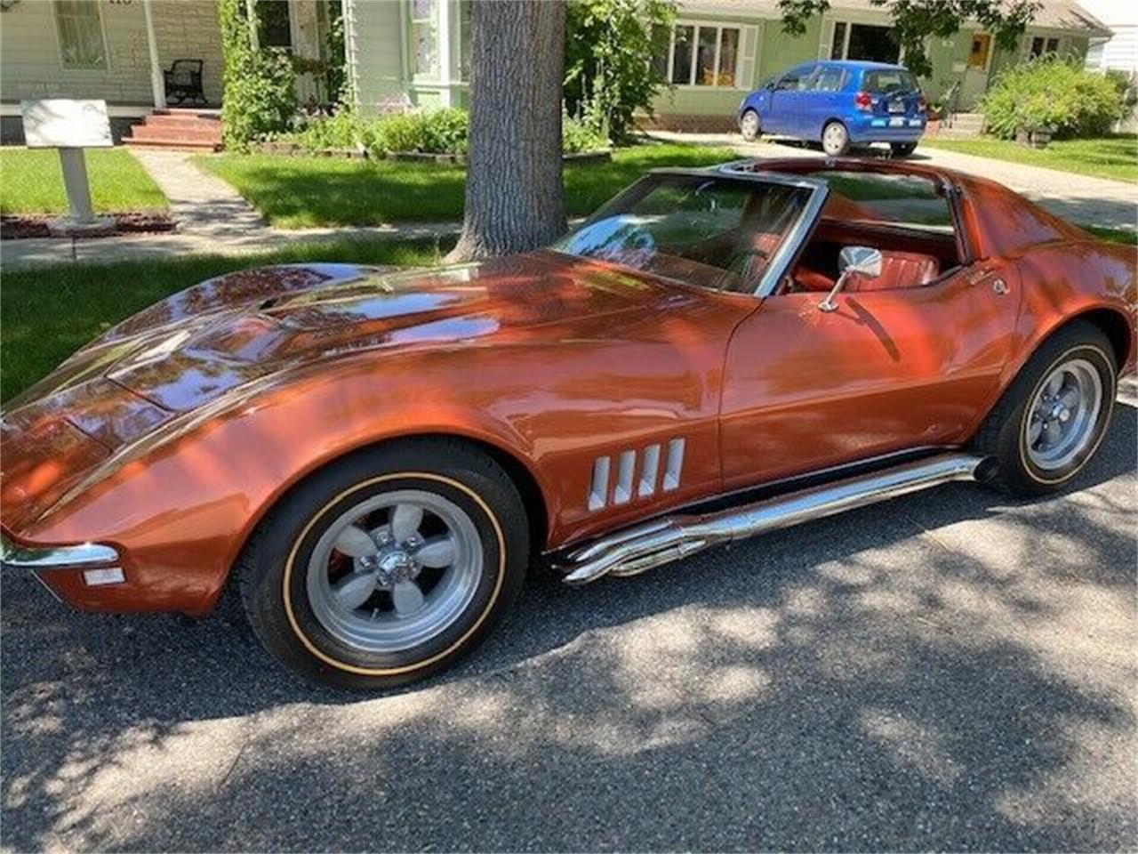 1968 Chevrolet Corvette (CC-1377541) for sale in Cadillac, Michigan