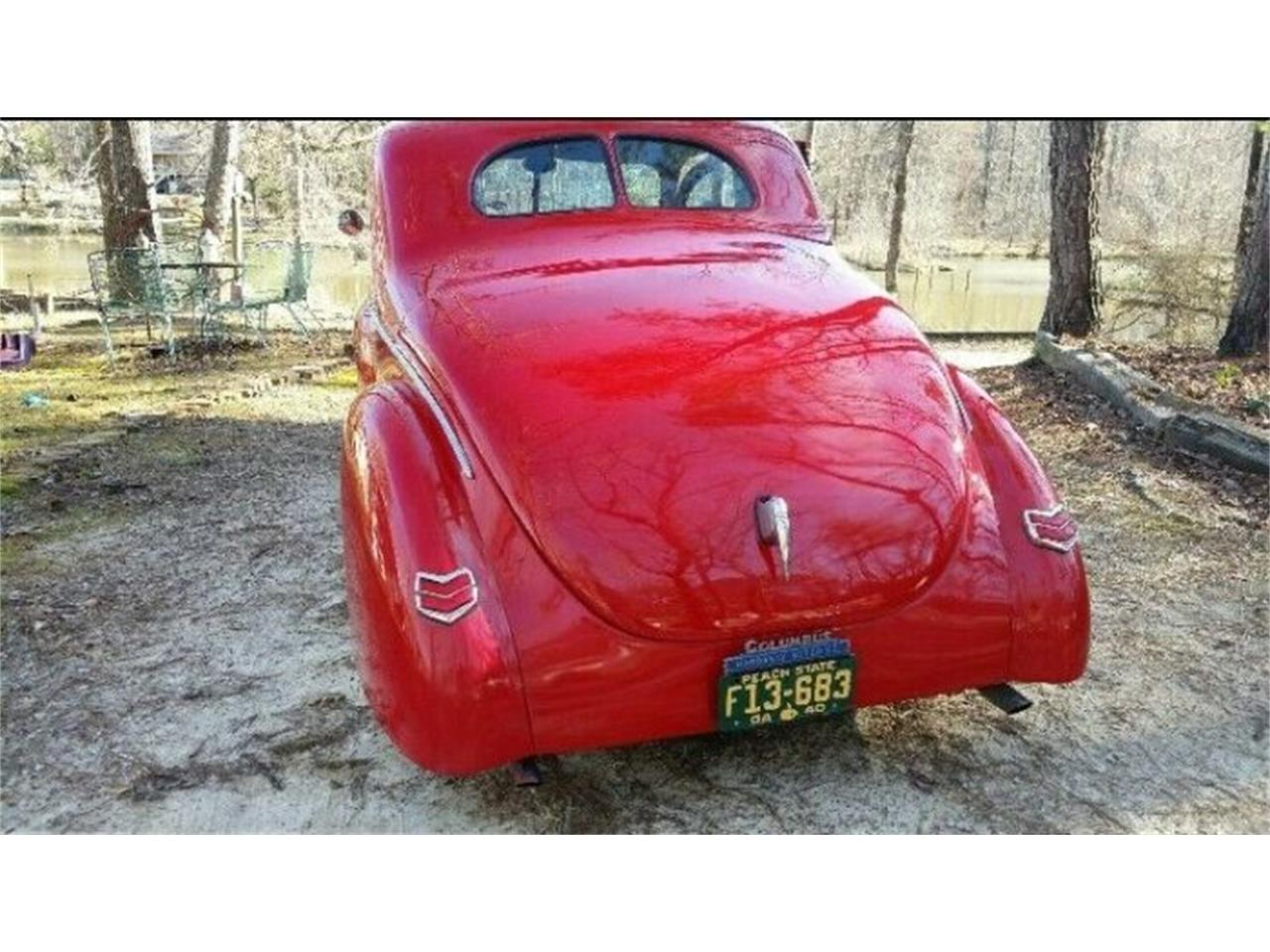 1940 Ford Deluxe (CC-1377543) for sale in Cadillac, Michigan