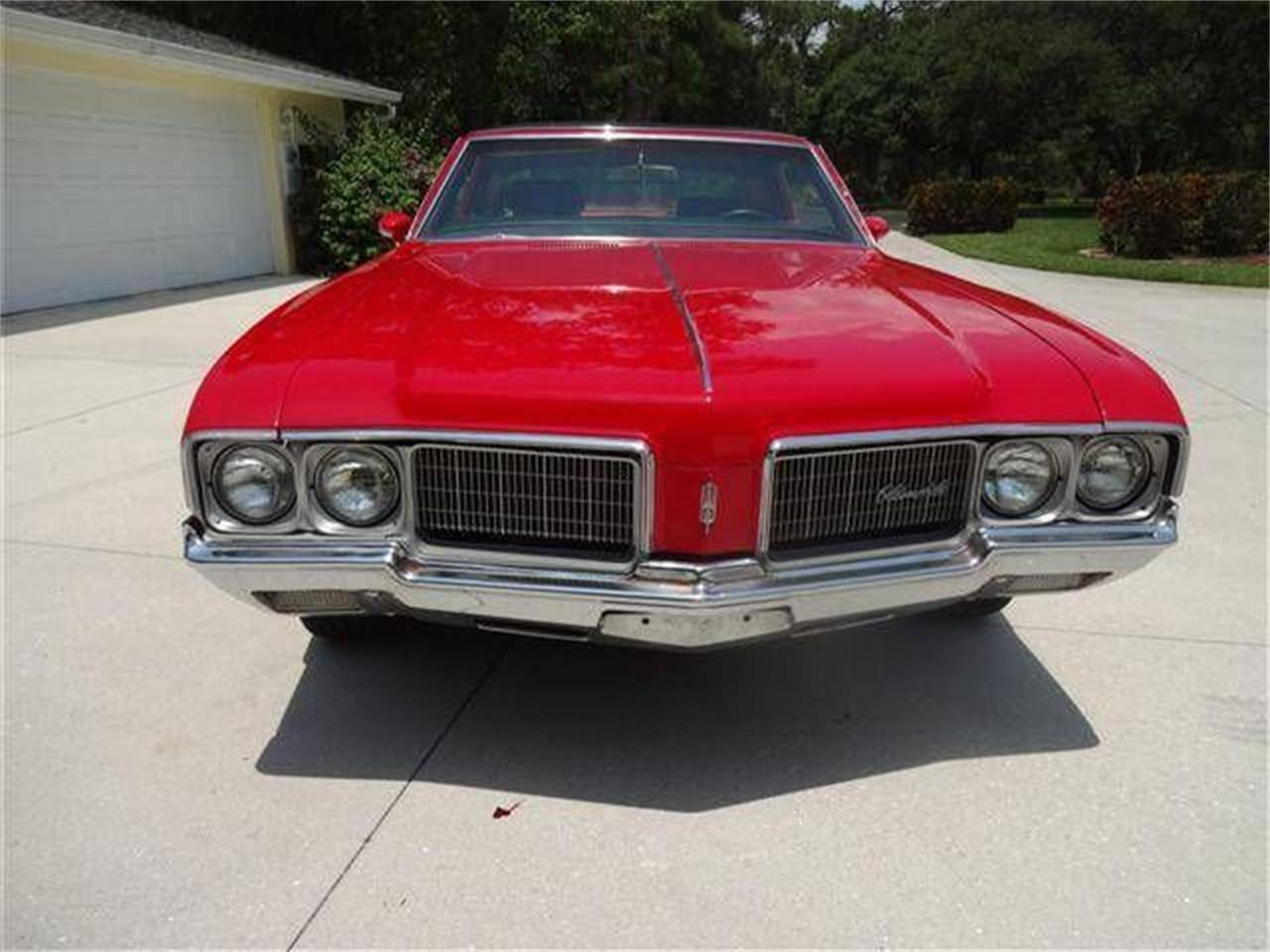 1970 Oldsmobile Cutlass (CC-1377553) for sale in Cadillac, Michigan
