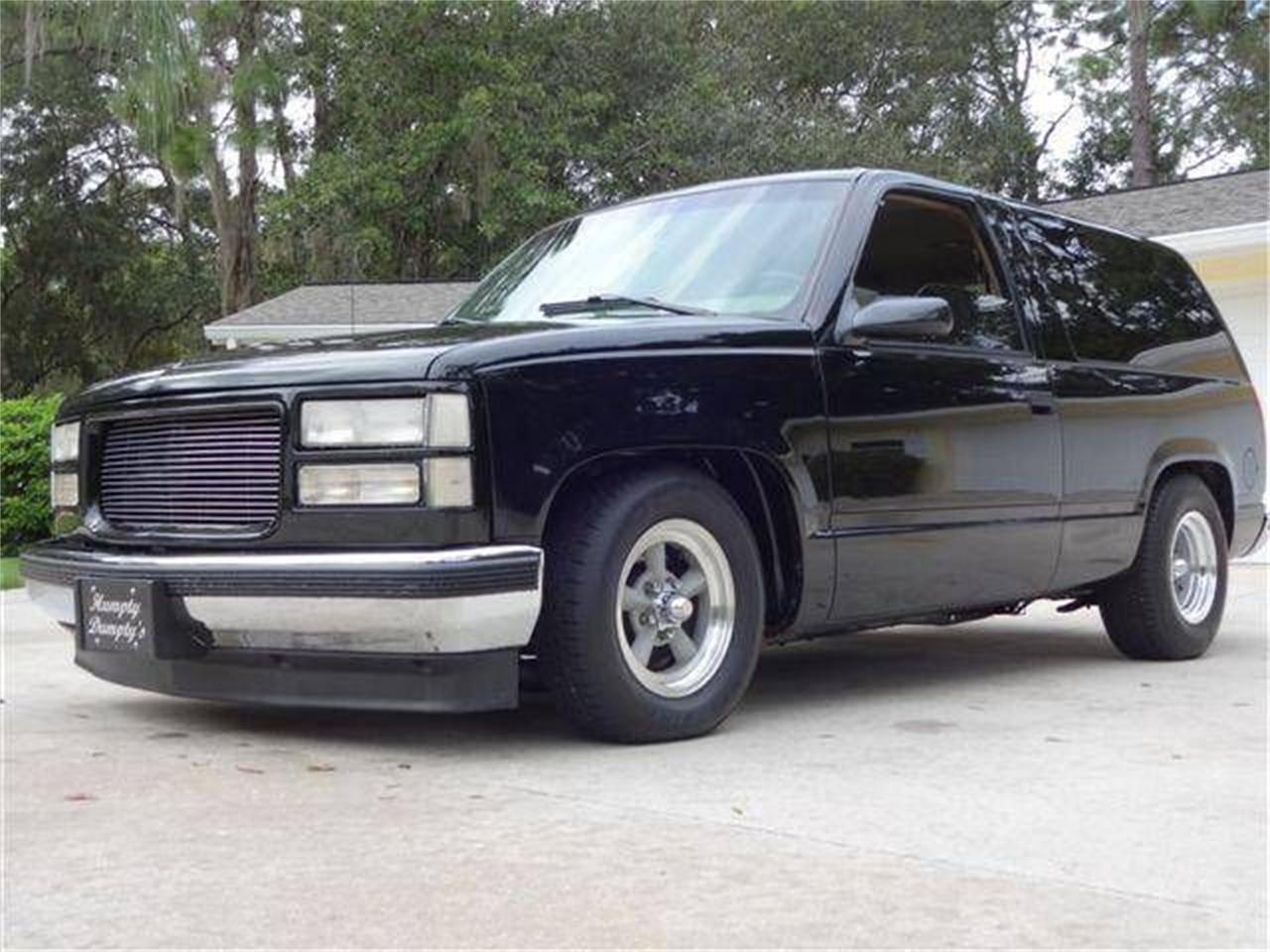 1997 GMC Yukon (CC-1377555) for sale in Cadillac, Michigan