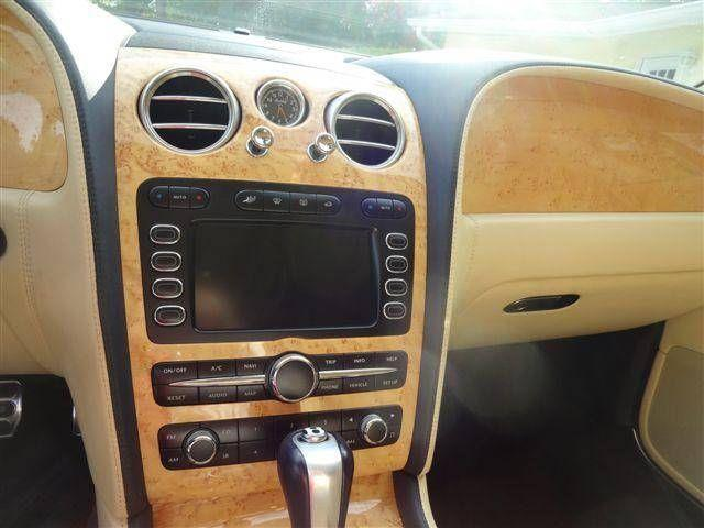 2007 Bentley Continental (CC-1377557) for sale in Cadillac, Michigan