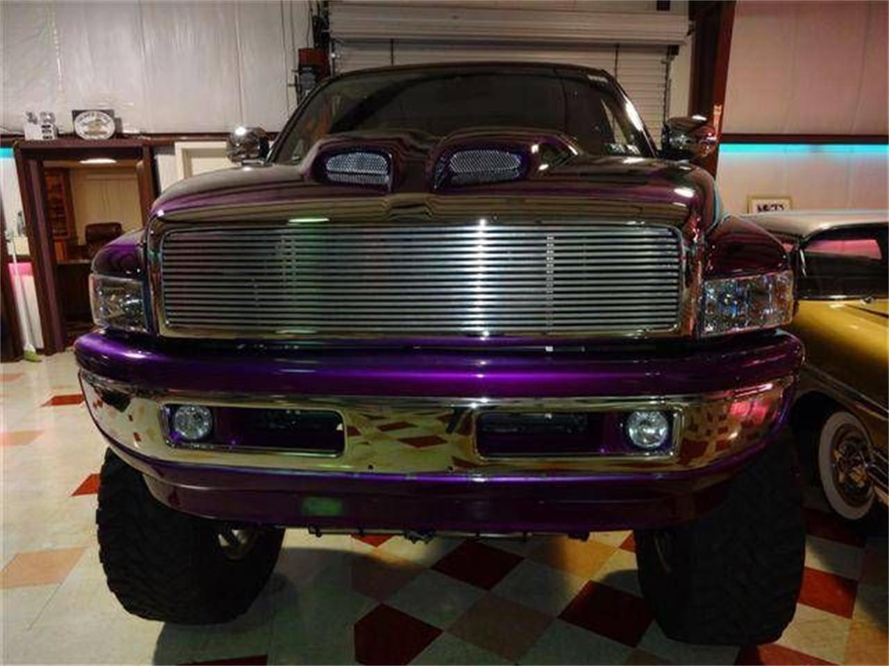2002 Dodge Ram (CC-1377561) for sale in Cadillac, Michigan