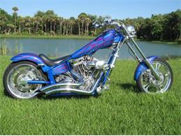 2002 American Ironhorse Motorcycle (CC-1377562) for sale in Cadillac, Michigan