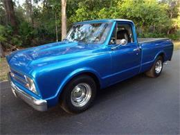 1967 Chevrolet C10 (CC-1377566) for sale in Cadillac, Michigan