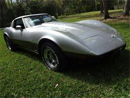 1978 Chevrolet Corvette (CC-1377568) for sale in Cadillac, Michigan