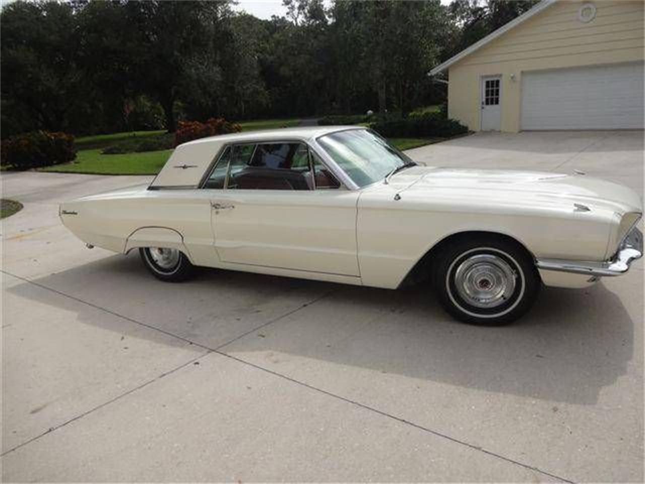 1966 Ford Thunderbird (CC-1377571) for sale in Cadillac, Michigan
