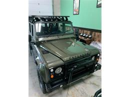 1984 Land Rover Defender (CC-1377572) for sale in Cadillac, Michigan