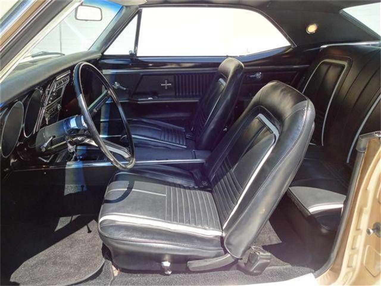 1967 Chevrolet Camaro (CC-1377573) for sale in Cadillac, Michigan