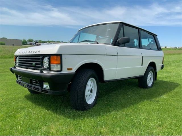 1991 Land Rover Range Rover (CC-1377574) for sale in Cadillac, Michigan