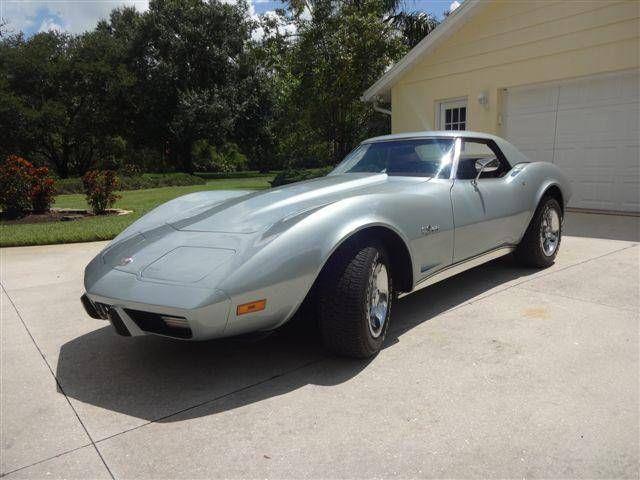 1975 Chevrolet Corvette (CC-1377576) for sale in Cadillac, Michigan