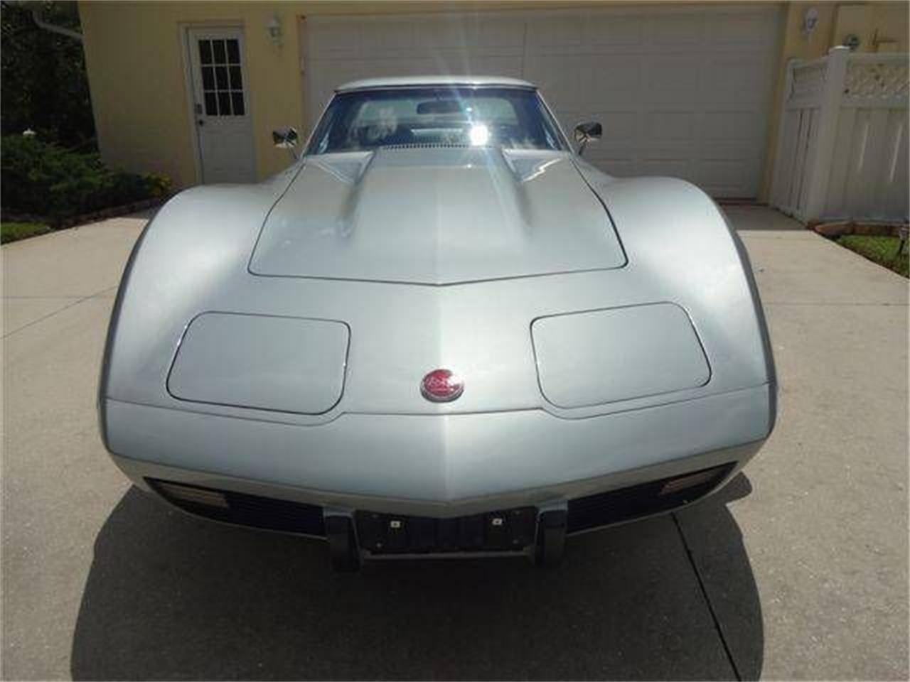 1975 Chevrolet Corvette (CC-1377576) for sale in Cadillac, Michigan