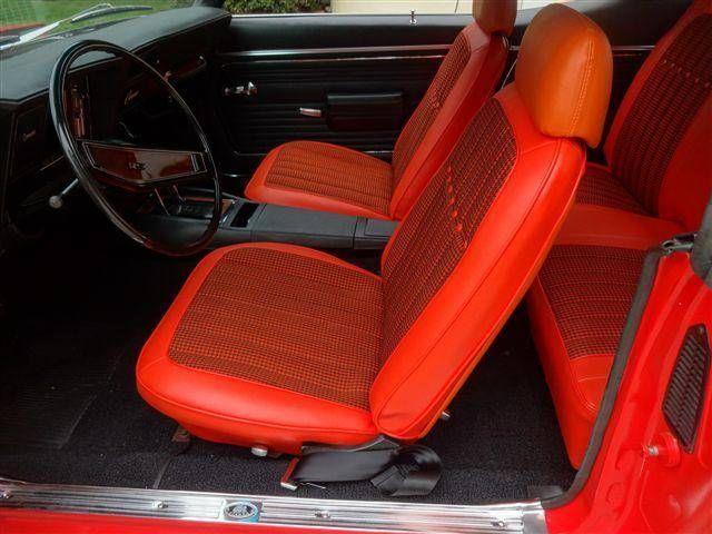 1969 Chevrolet Camaro (CC-1377581) for sale in Cadillac, Michigan