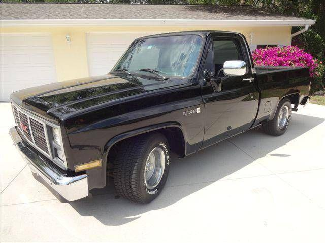 1986 GMC 1500 (CC-1377586) for sale in Cadillac, Michigan