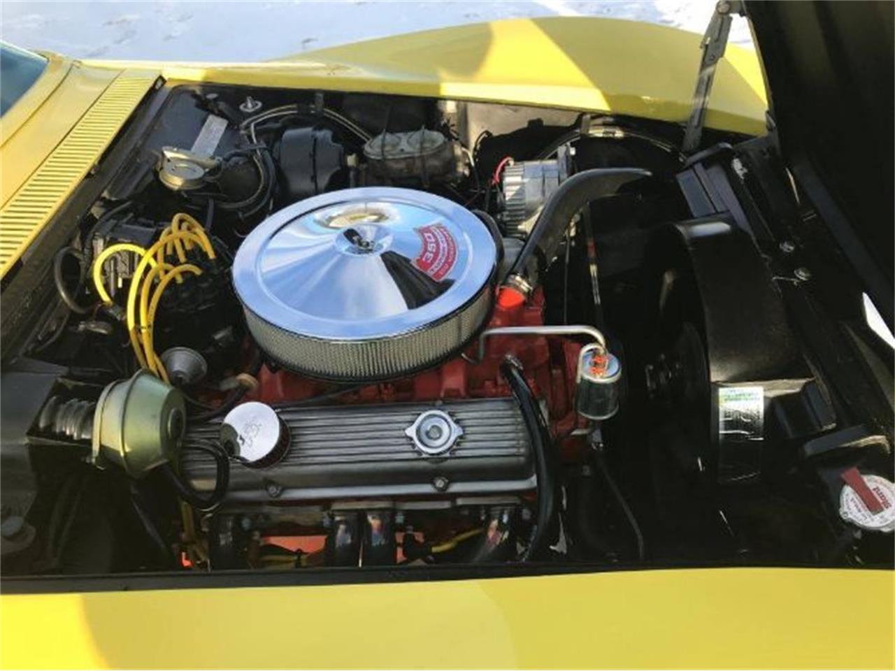 1969 Chevrolet Corvette (CC-1377587) for sale in Cadillac, Michigan