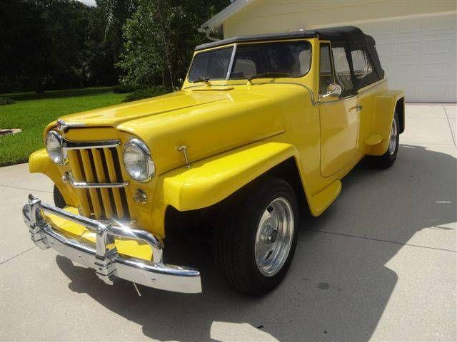 1948 Willys-Overland Jeepster (CC-1377589) for sale in Cadillac, Michigan