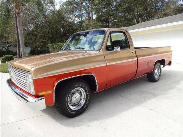 1986 Chevrolet C10 (CC-1377591) for sale in Cadillac, Michigan