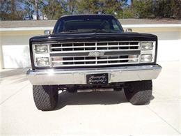 1986 Chevrolet Blazer (CC-1377592) for sale in Cadillac, Michigan