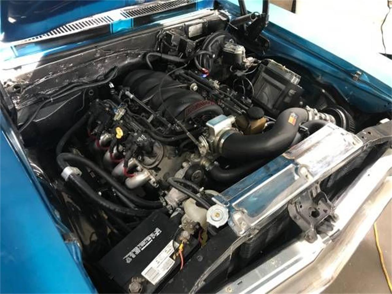 1971 Chevrolet Nova (CC-1377595) for sale in Cadillac, Michigan