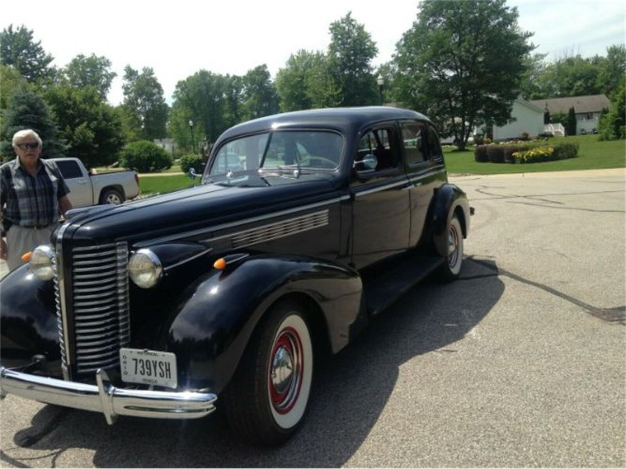 1938 Buick Century (CC-1377596) for sale in Cadillac, Michigan