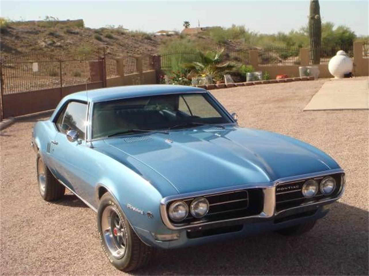 1968 Pontiac Firebird (CC-1377599) for sale in Cadillac, Michigan