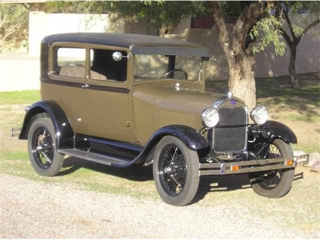 1929 Ford Model A (CC-1377602) for sale in Cadillac, Michigan