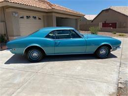 1968 Chevrolet Camaro (CC-1377605) for sale in Cadillac, Michigan