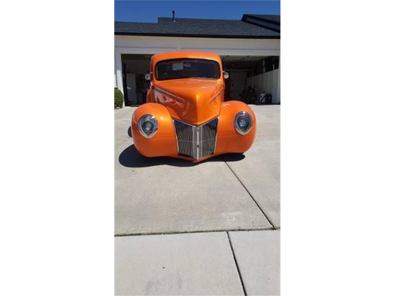 1939 Ford Deluxe (CC-1377614) for sale in Cadillac, Michigan