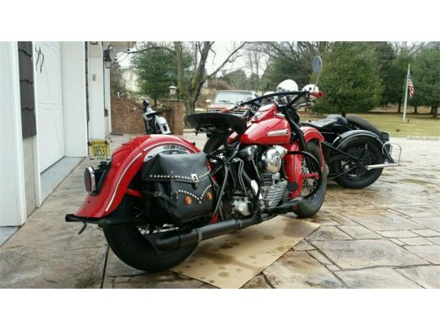 1947 Harley-Davidson Motorcycle (CC-1377620) for sale in Cadillac, Michigan