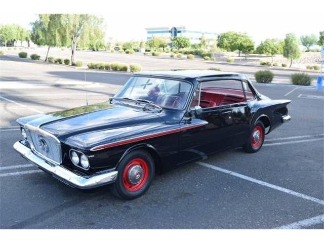 1962 Plymouth Valiant (CC-1377622) for sale in Cadillac, Michigan