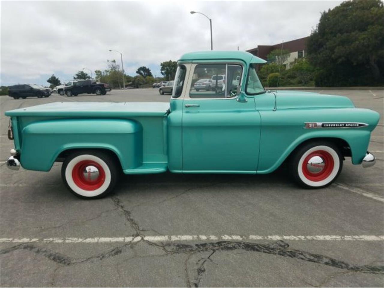 1958 Chevrolet 3100 (CC-1377625) for sale in Cadillac, Michigan