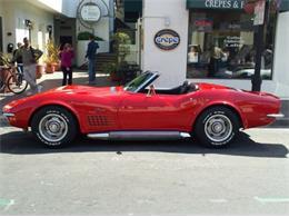 1972 Chevrolet Corvette (CC-1377626) for sale in Cadillac, Michigan